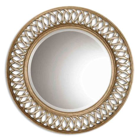 Uttermost Entwined Mirror 14028b  Bellacor.
